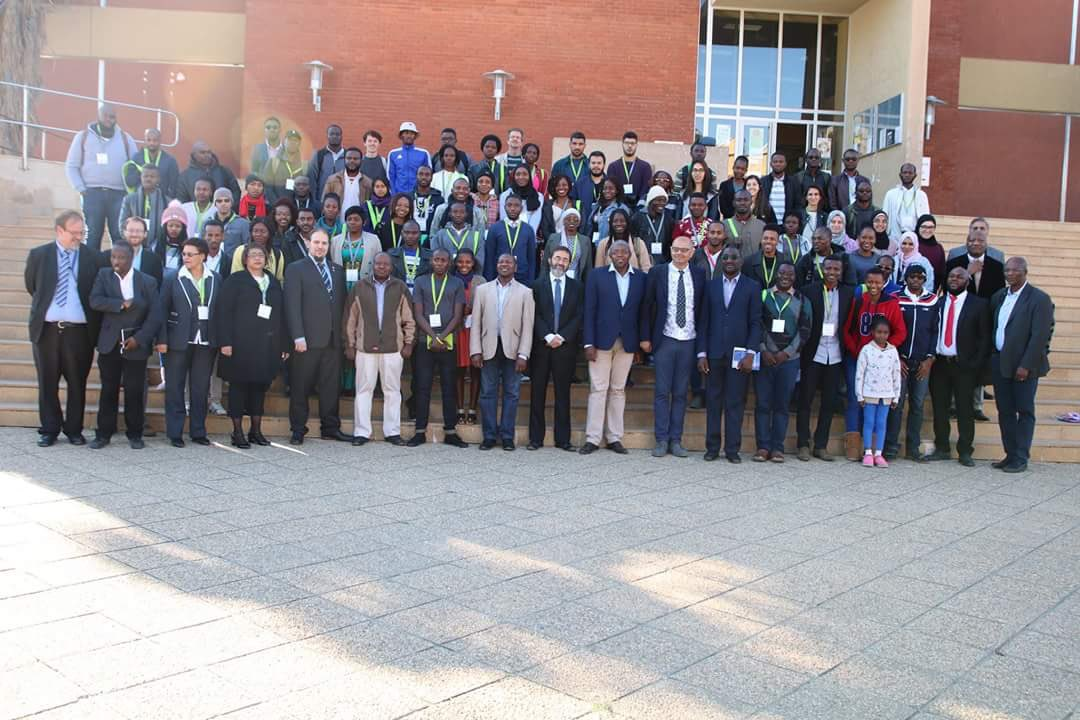 African School in Fundamental Physics and Applications