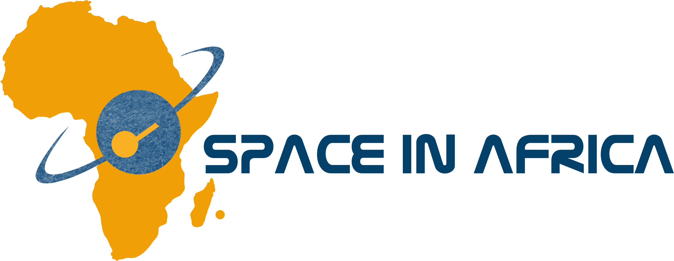 Space in Africa Full Logo