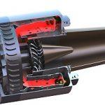 DeltaV Component: 1.3 kN turbojet gas turbine