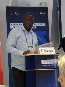 Erick Khamala