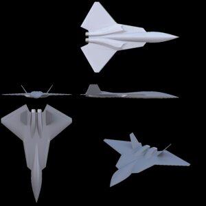 High speed UAV