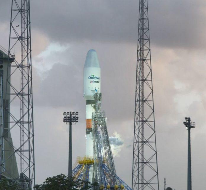 OneWeb Satellite Launch