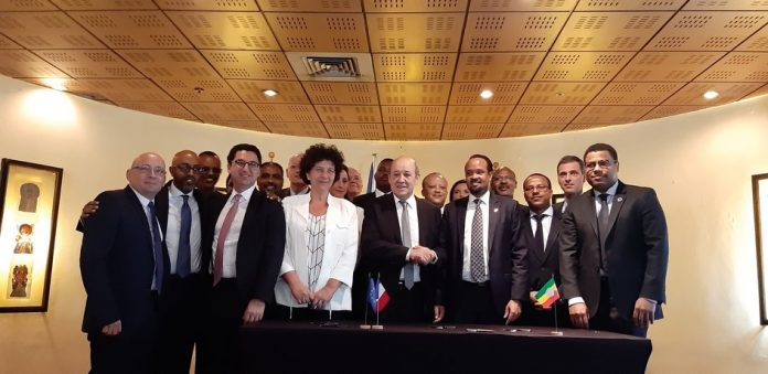 Ethiopia and France sign agreement on space cooperation