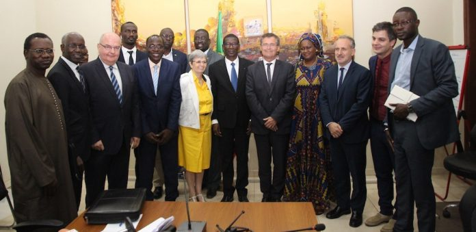 Senegal to Manufacture Small Satellites