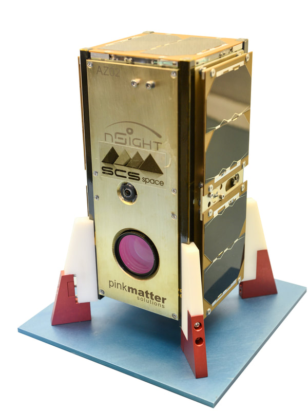 SCS Space nSight-1 Cubesat