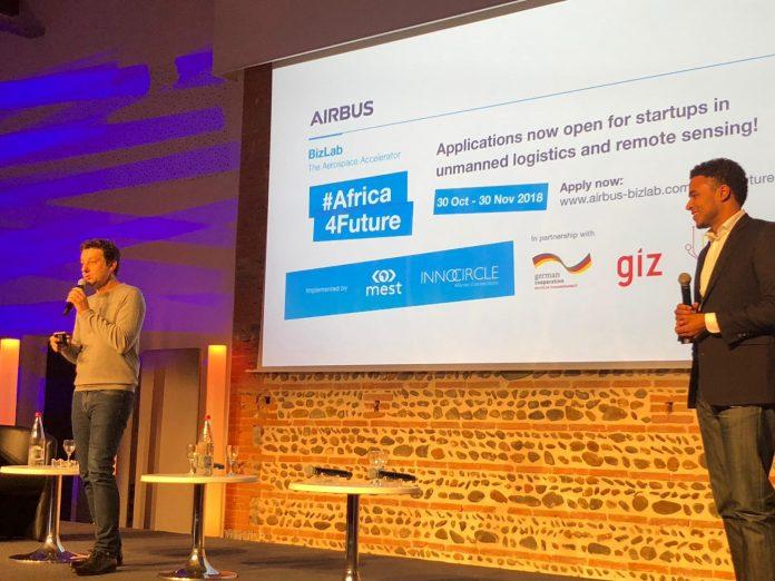 Airbus Africa4Future Bizlab
