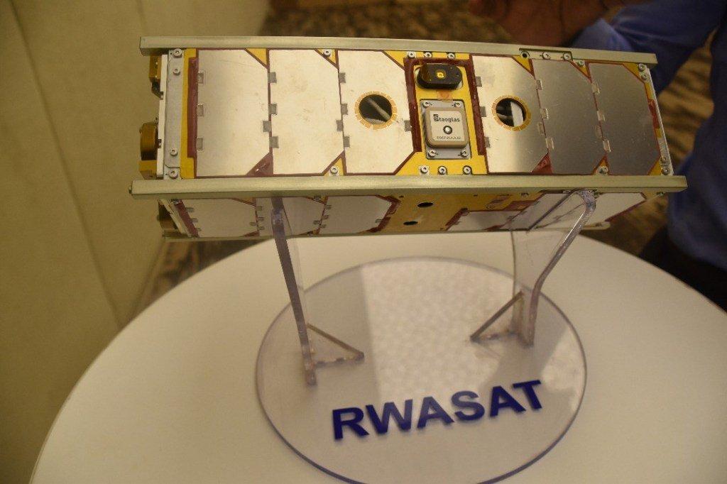 RwaSat-1 Rwandan CubeSat