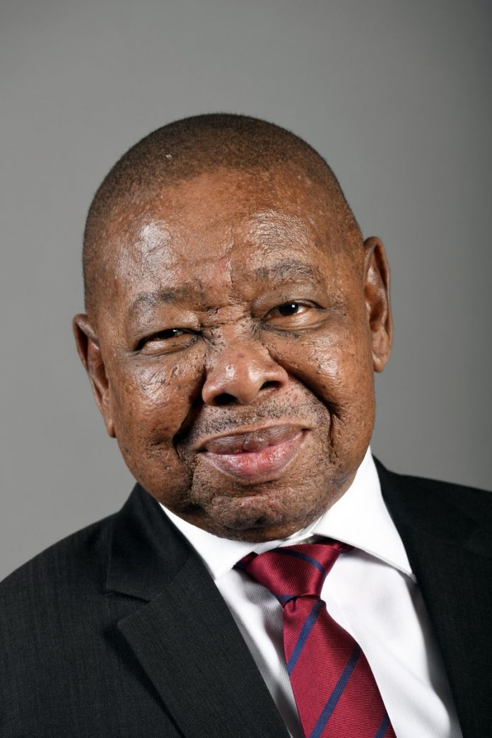 Dr Blade Nzimande South Africa Minister of Higher Education, Science and Technology