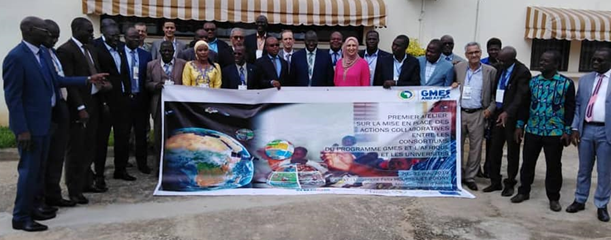 Francophone African Academia Join Forces to Support the Implementation of GMES and Africa