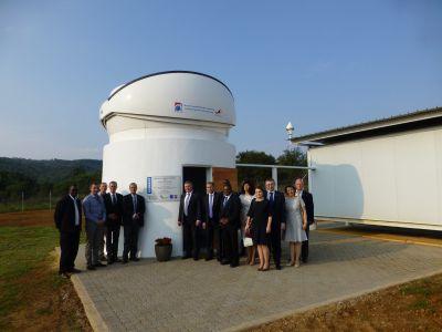 GLONASS Ground Station in South Africa