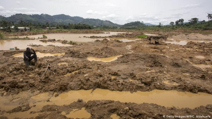 Ghana is Using Satellite Imagery to Combat Illegal Mining