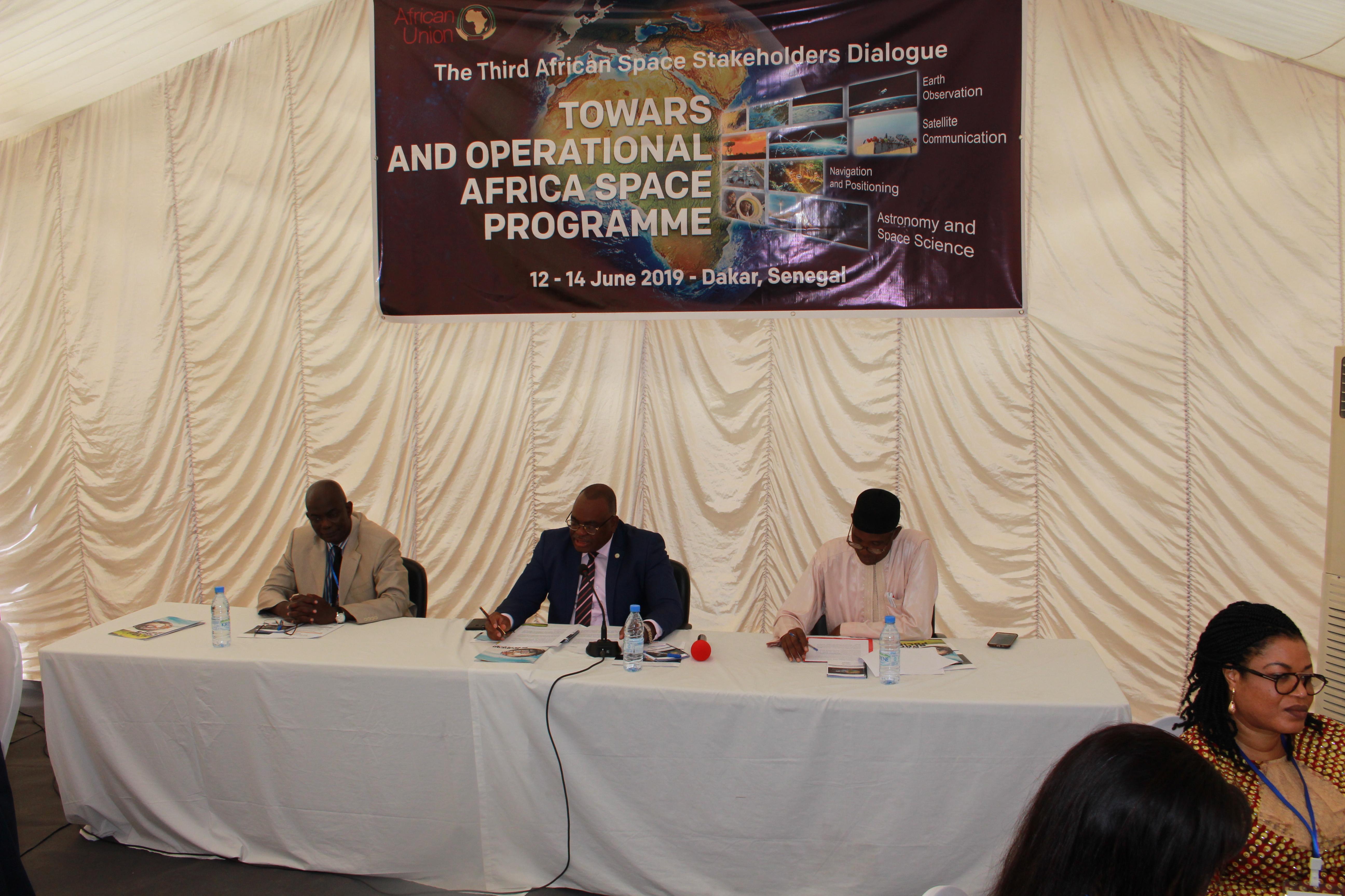 Third African Space Stakeholders Dialogue begins in Dakar, Senegal