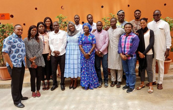 The Africa Regional Data Cube Senegal