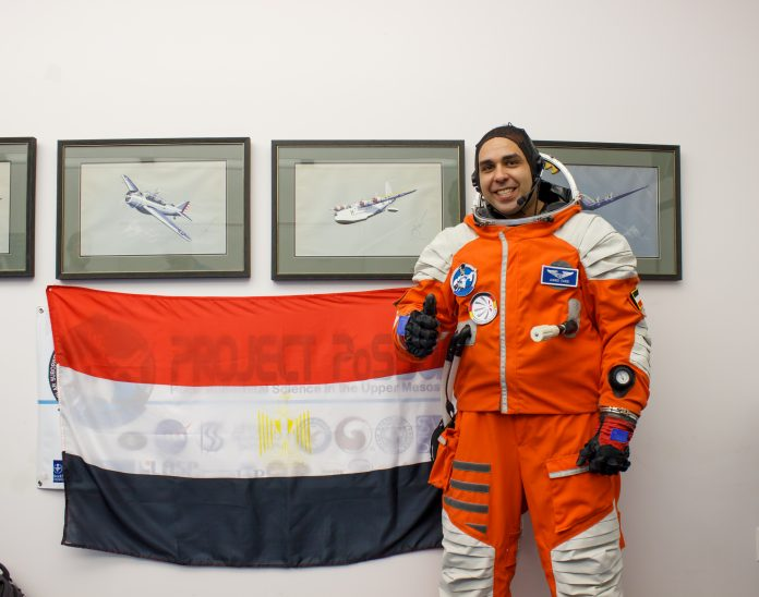 Ahmed Farid, Egyptian Scientist-Astronaut Candidate