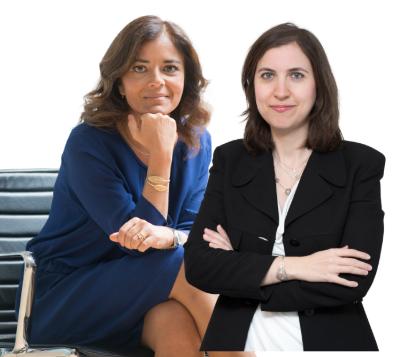 Magda Cocco and Helena Correia Mendonça