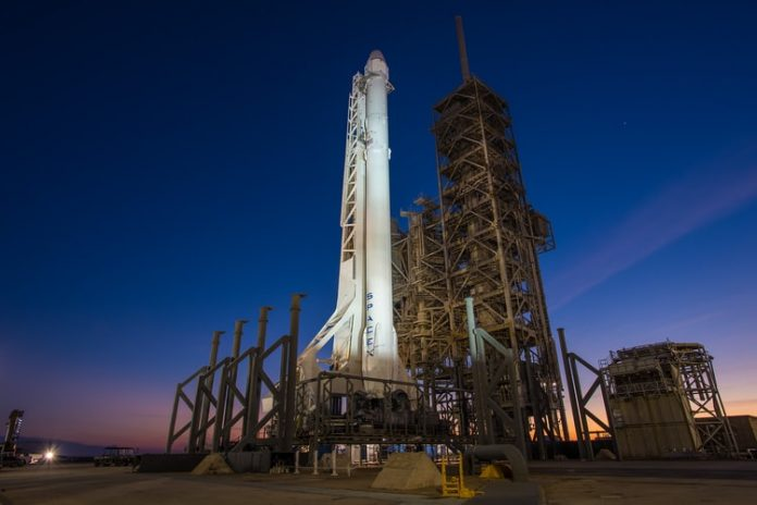 Most Satellite Launch Contracts for Africa