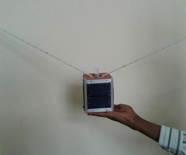 ISRA CubeSat Prototype ISRASAT-1