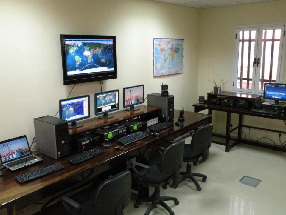 University of Khartoum Space Ground Station