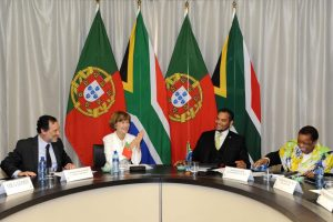 South Africa and Portugal in Bilateral Talks