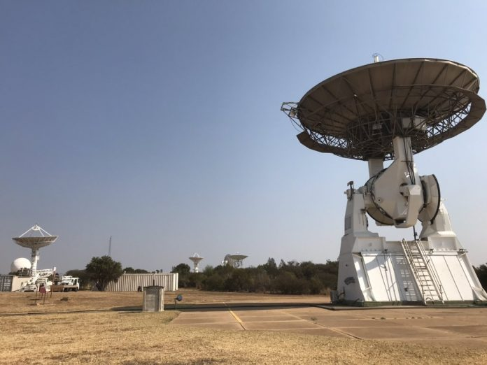 South African Space Agency To Add 20 More Antennas To Its Hartebeesthoek Array of Antennas