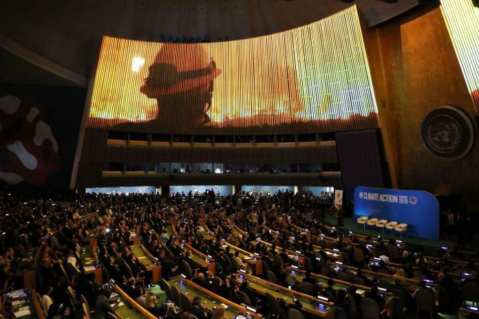 African Leaders Call for Climate Emergency