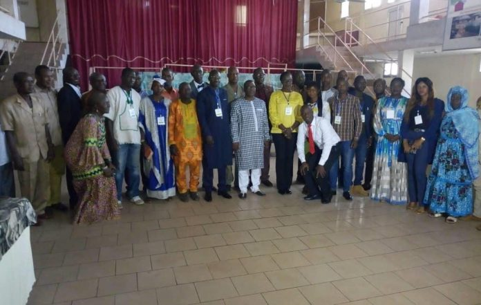 GMES and Africa Establish National Networks In Guinea Conakry and Burkina Faso