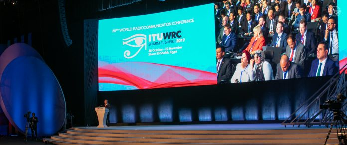 World Radiocommunication Conference (WRC '19) Kicks Off Today In Egypt