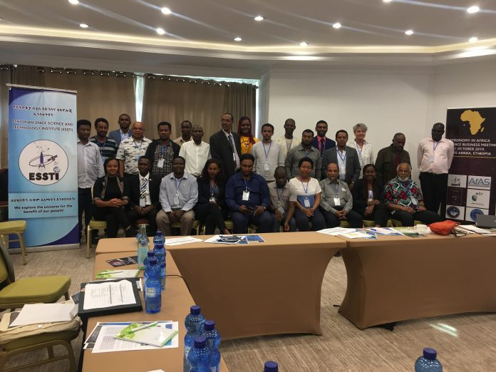 AfAS Science Committee Develops A Science Strategy