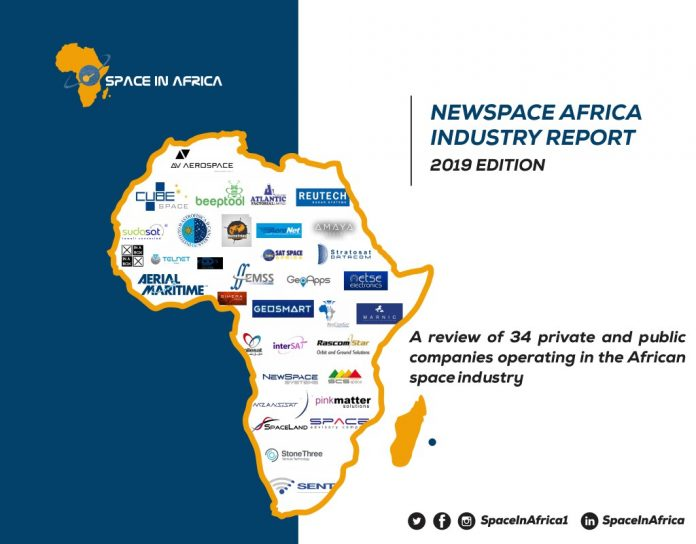 Space in Africa Business web baneer New 1