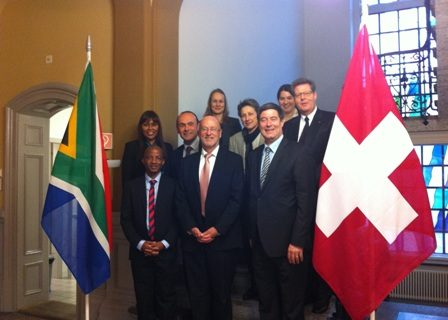 South Africa, Switzerland Renew Agreement to Bolster STI