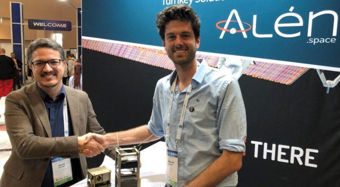 CubeSpace Signs Memorandum of Understanding With Alén Space