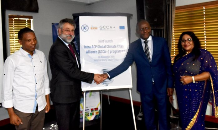 SADC, EU Launch Programme To Undertake Climate Change Adaptation and Mitigation Actions