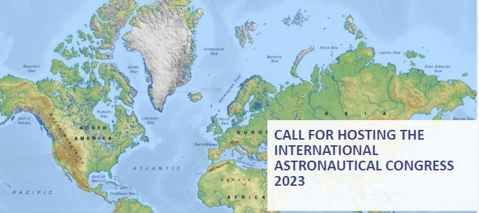 Call for hosting the IAC 2023