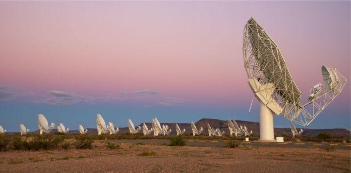 MeeKAT 64-dish array precursor to SKA Africa