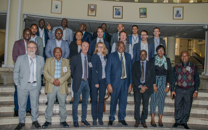 PCAC GMES and Africa