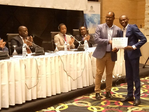 SADC Satellite Sharing Workshop