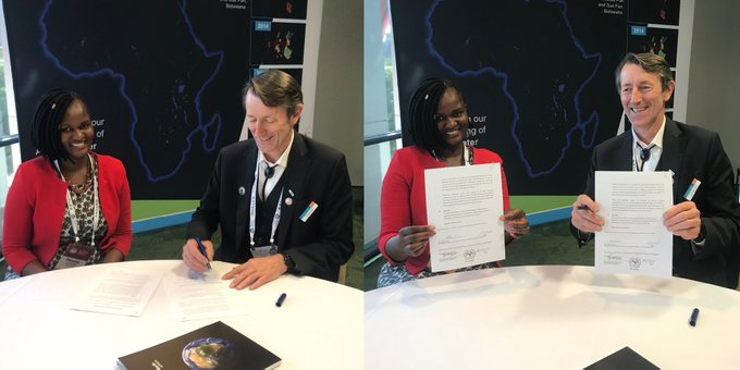 DE Africa signs partnership with RMCRD
