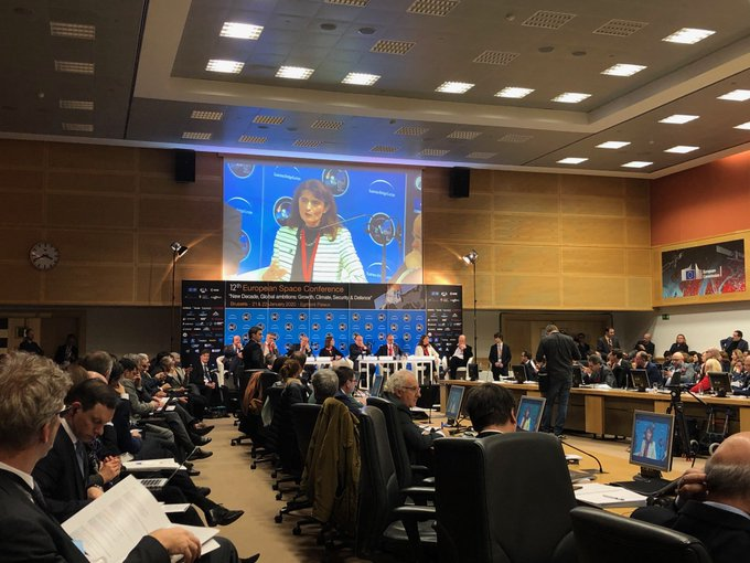 Space Leaders Set To Discuss The Future Of Europe-Africa In Space At The European Space Conference