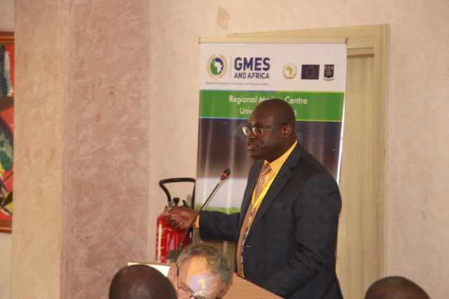 Dr. Tidianne Ouattara, Space Science Expert and Coordinator for the GMES & Africa programme