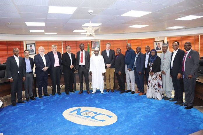 Viasat Meets NCC in Nigeria