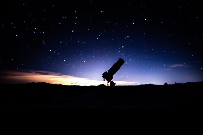 Namibia Astronomy outreach