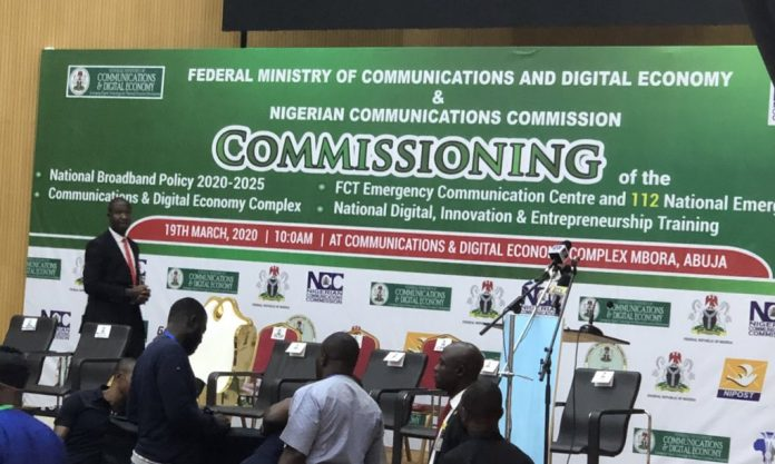 Nigeria launches Broadband Penetration plan for 2020-2025