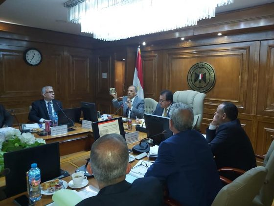 Egyptian Space Agency Holds Board Meeting Proposes National Space Program and Space Law 3