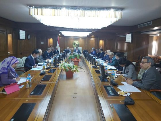 Egyptian Space Agency Holds Board Meeting Proposes National Space Program and Space Law 4