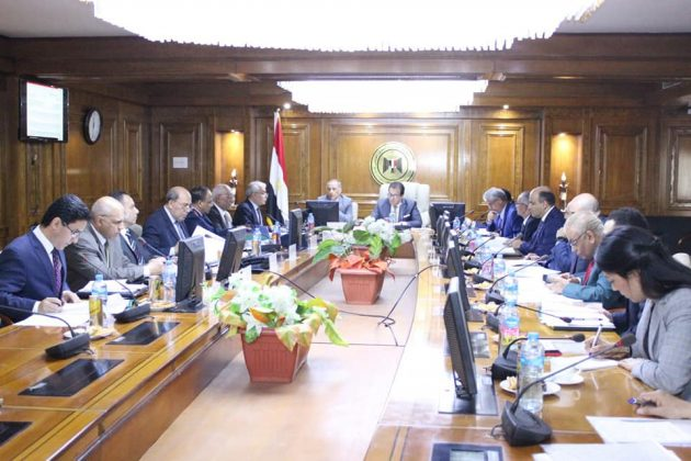 Egyptian Space Agency Holds Board Meeting Proposes National Space Program and Space Law