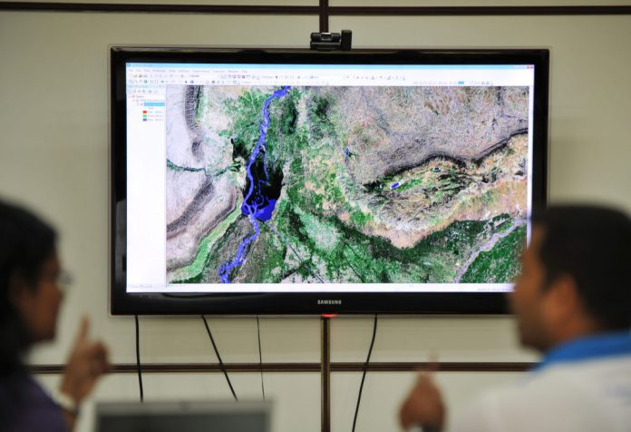 IWMI Partners DE Africa To Leverage Remote Sensing Data For Water Management In Africa