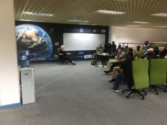 Space Value Chain workshop by Josie Rowe Setz, Astrofica NED