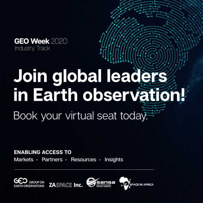 GEO Week 2020 Industry Track