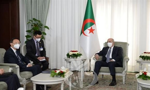 China Seek ICT Cooperation with Algeria