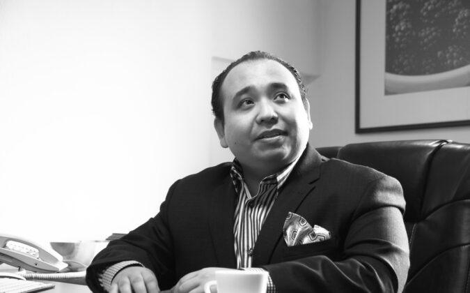 José Luis Terreros Corrales, CEO & president of Space JLTZ